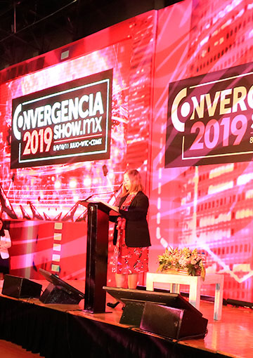 ConvergenciaShow.Mx gets to all the entertainment industry, to all the Jobs and positions, and to all the aspirations.