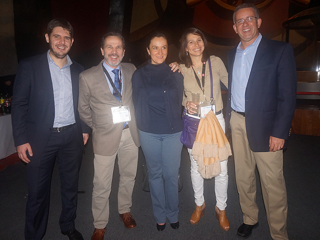 Welcome Cocktail of ConvergenciaShow.Mx 2016